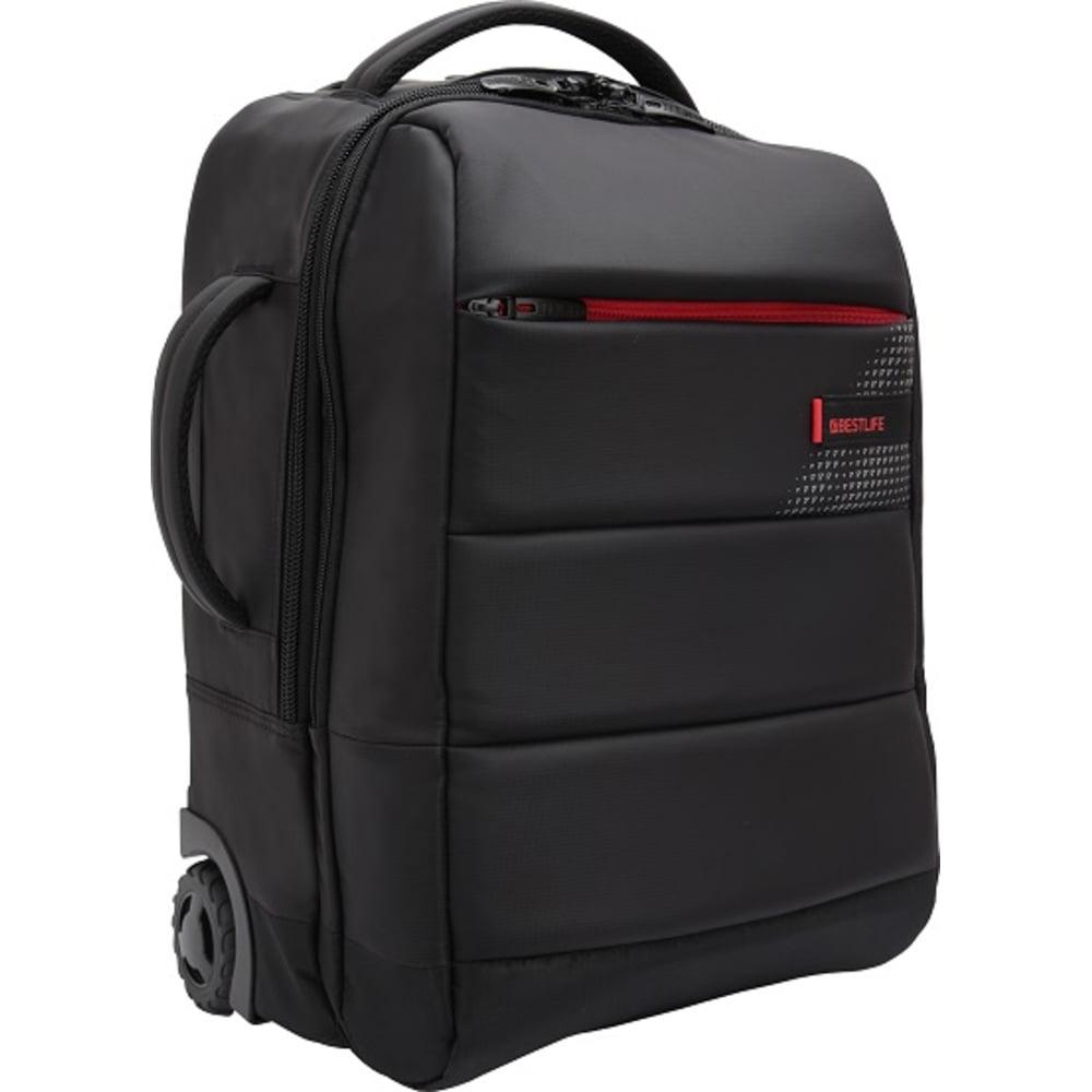 Rucsac troller pentru laptop BESTLIFE Cplus, 16 inch, charge pentru USB si TypeC