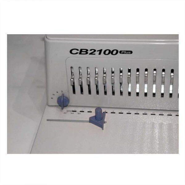 Aparat de indosariat cu inele din plastic SUPU CB2100 Plus