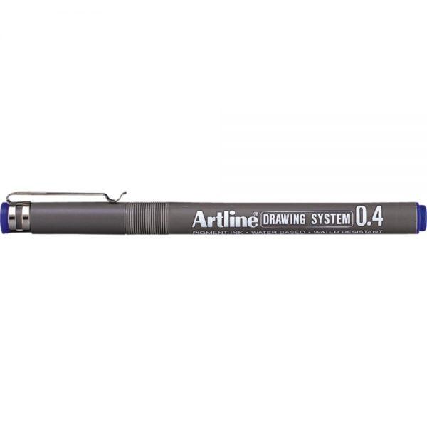 Markerdesen tehnic ARTLINE, varf fetru 0.4mm