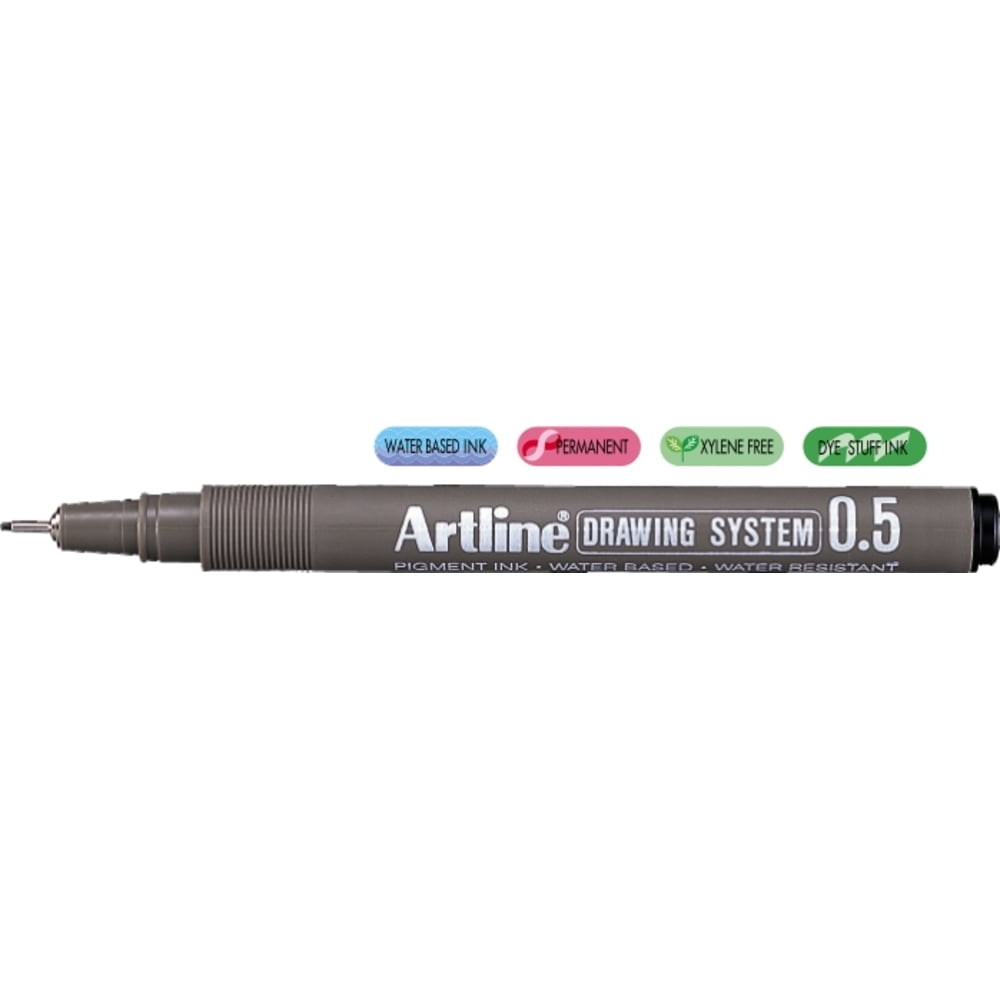 Marker desen tehnic ARTLINE, varf fetru 0.5mm