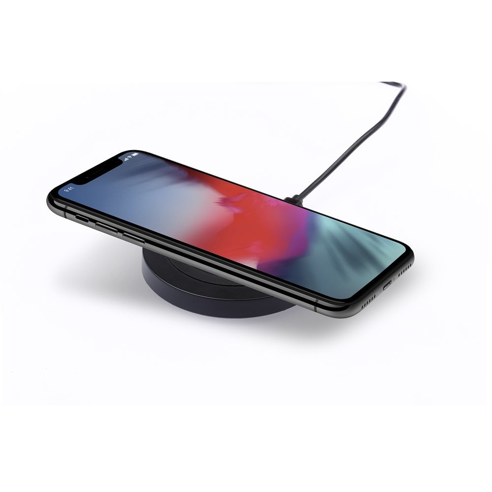 Incarcator wireless pentru telefon, 10W, Qi Certified