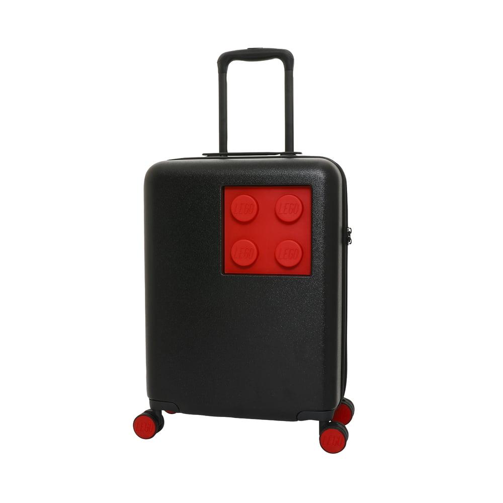 Troller Lego Urban, 20 inch - negru cu rosu