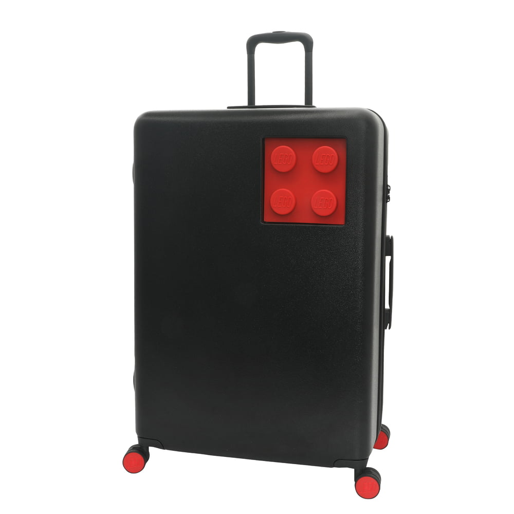 Troller LEGO Urban, 28 inch - negru cu rosu