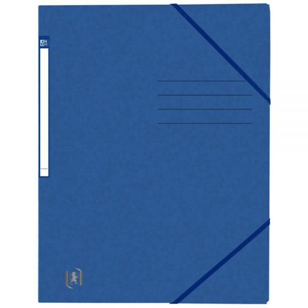 Dosar carton cu elastic, OXFORD Top File