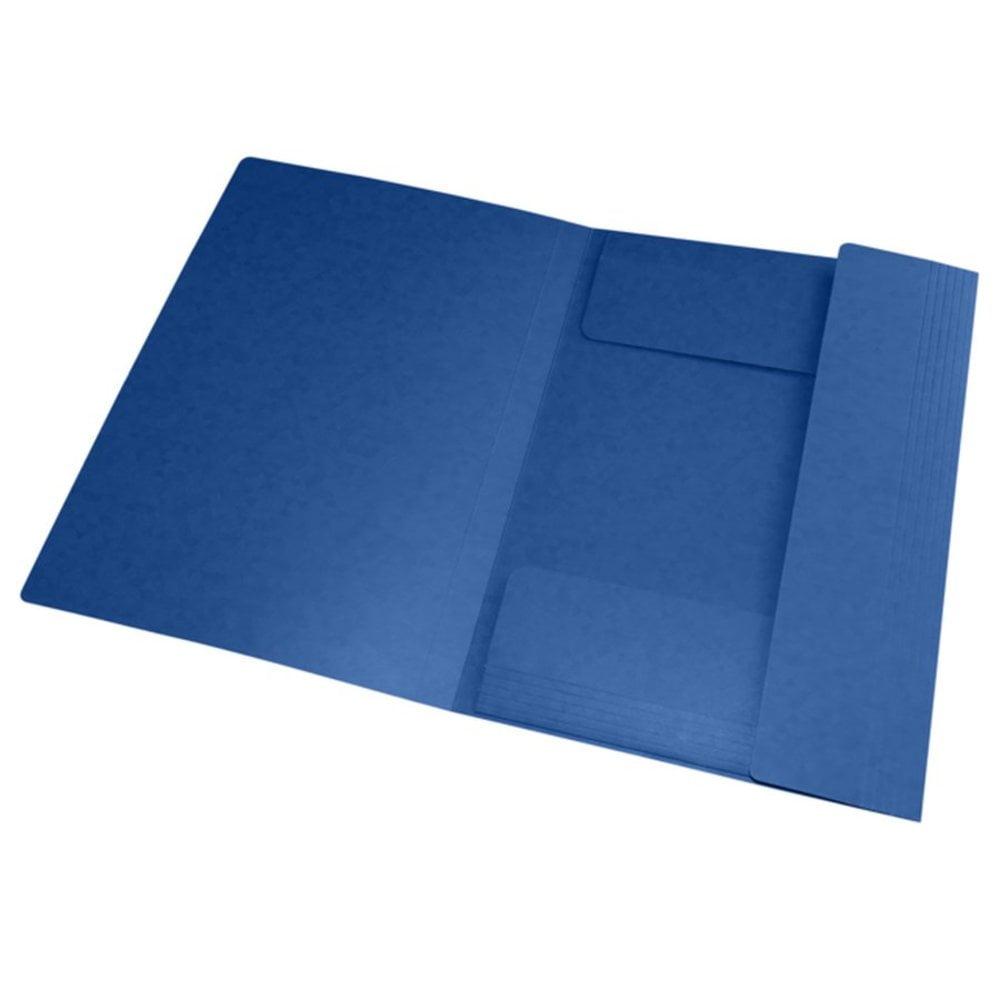 Mapa carton cu elastic OXFORD Top File