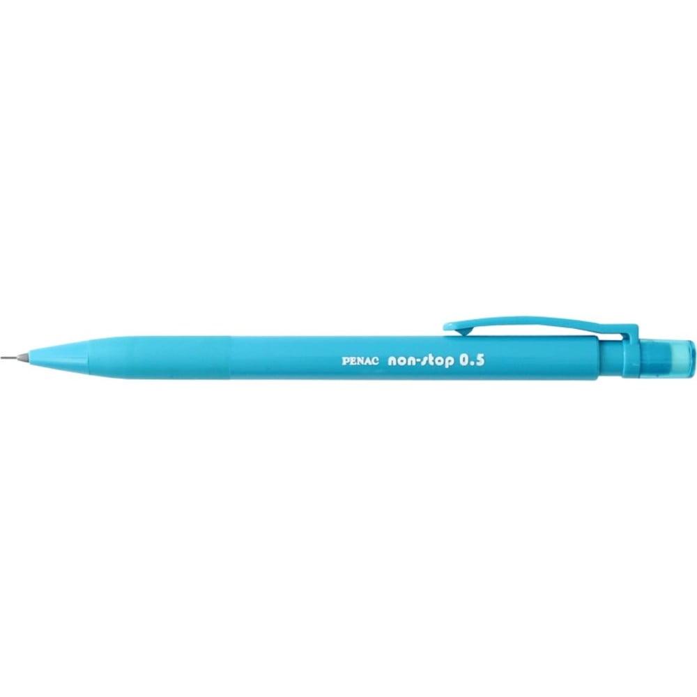Creion mecanic 0.5mm PENAC Non-Stop, rubber grip