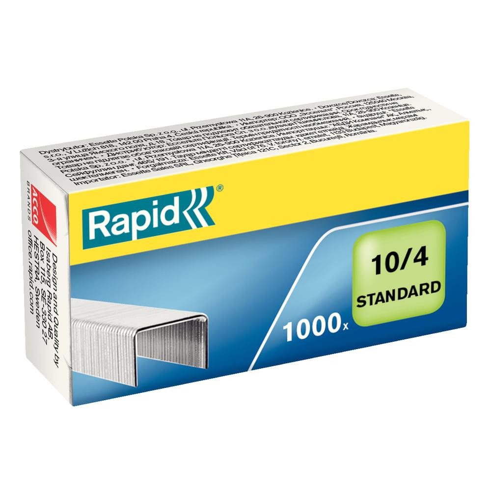 Capse Rapid 10/4, 2-10 coli, 1000 buc/cutie