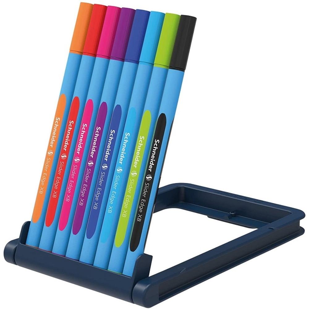 Pix cu grip SCHNEIDER Slider Edge XB, varf 1.4mm, 8 culori/set