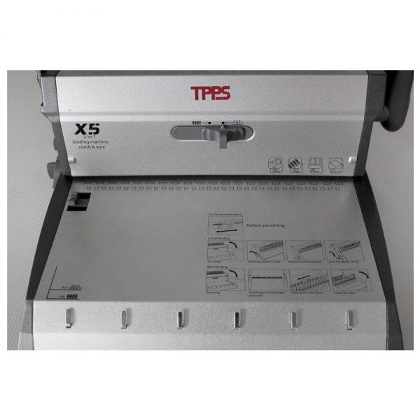 Aparat de indosariat multifunctional TPPS X5