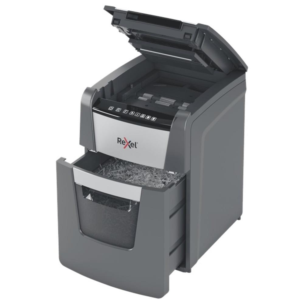 Distrugator documente automat REXEL Optimum AutoFeed+ 90X