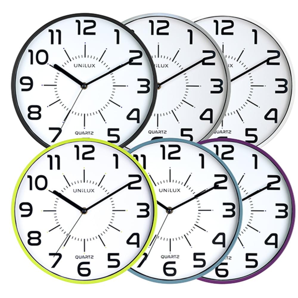 Ceas de perete UNILUX Pop
