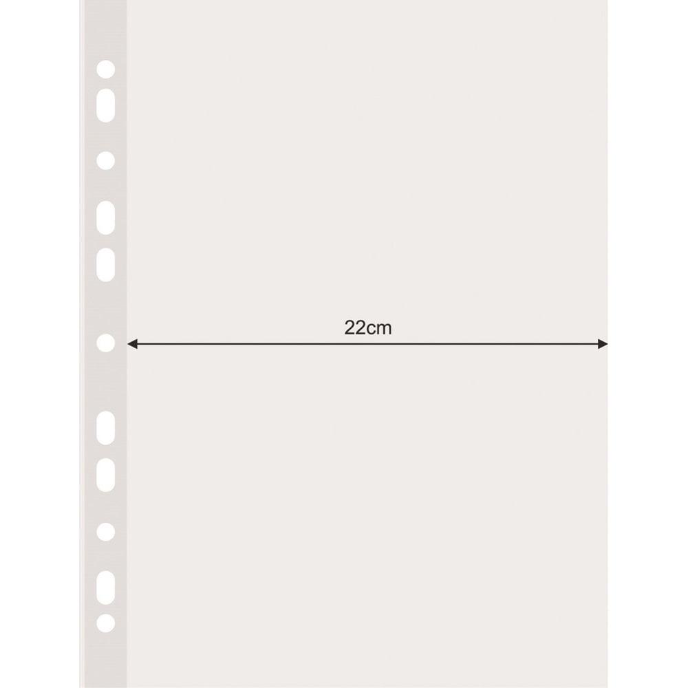 Folie protectie documente 120 microni, A4, 25/set, DONAU