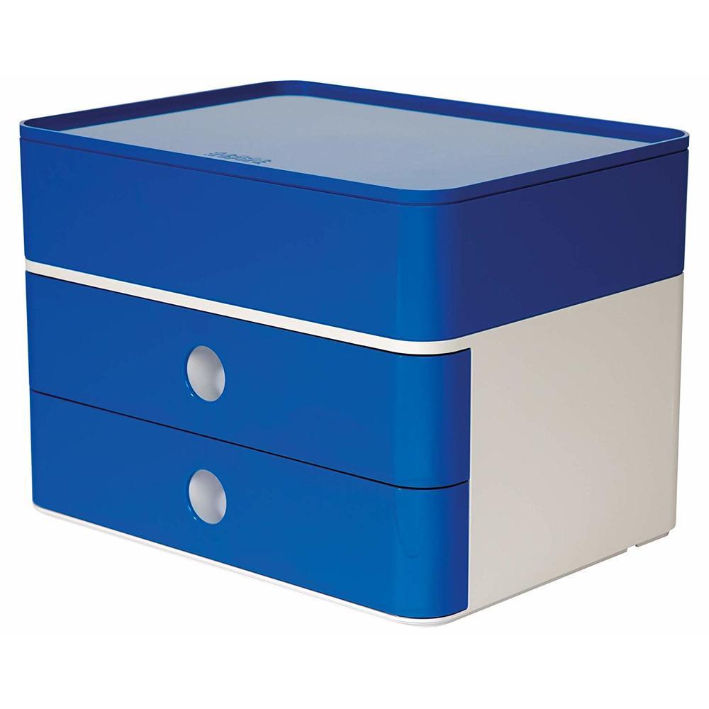Suport cu 2 sertare + cutie ustensile HAN Allison Smart Box Plus