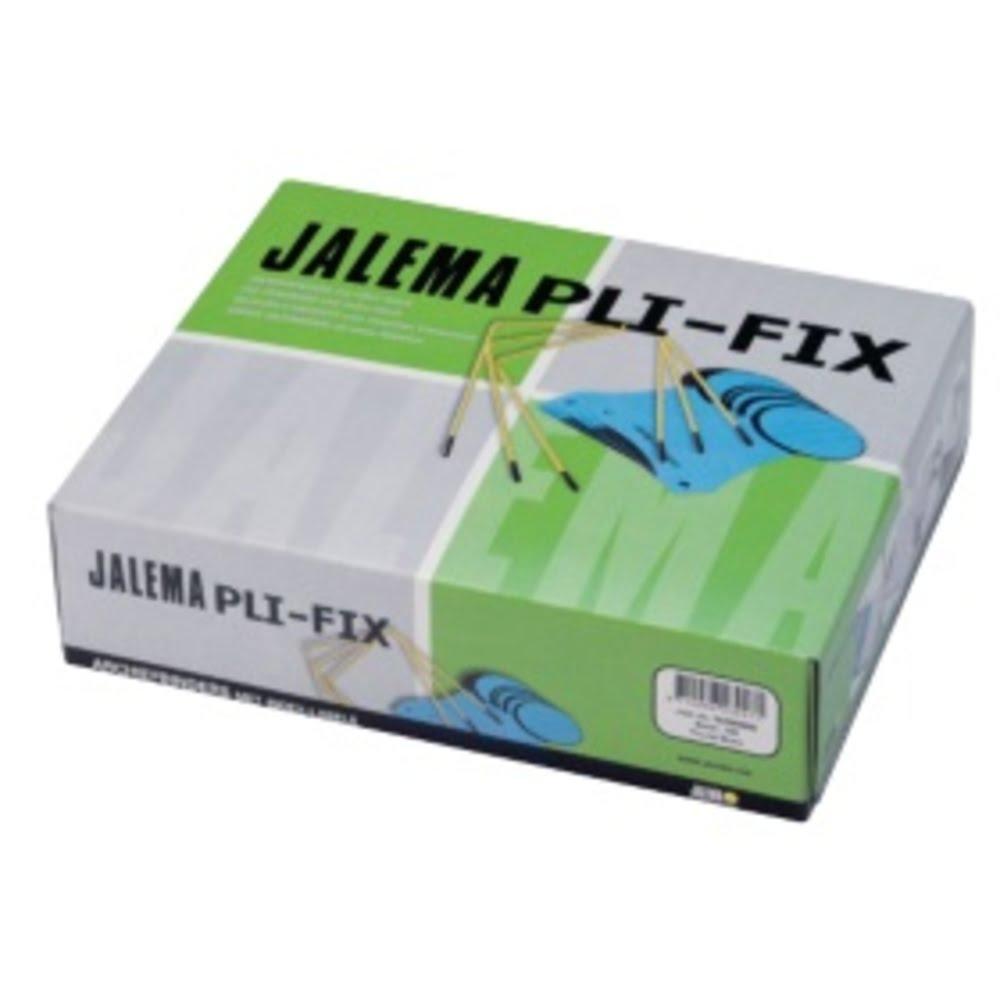 Alonja de mare capacitate, 100 buc/cutie, Jalema Pli-Fix