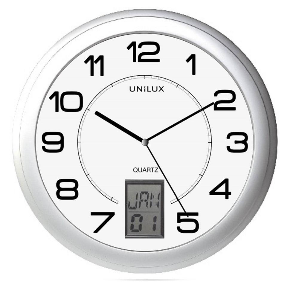 Ceas de perete UNILUX Instinct